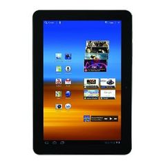 Samsung Galaxy Tab 16gb.  These are a bit more functional than iPads because they have FLASH and other options.  $448.00