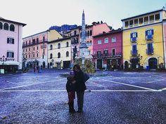 #tagliacozzo #piazzadellobelisco #patrimoniounesco #borgoautentico #beautiful #places #travel #amazing #hold #house #marsica #picoftheday #photooftheday #photography #follow4follow #followme