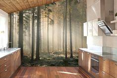 5 Ideas para Decorar las Paredes Vacías de una Cocina Wassily Kandinsky, Curtains, Kitchen, Room, Ideas, Home Decor, Decorate Walls, Canvases, Empty Wall