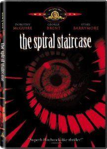 Amazon.com: The Spiral Staircase: Dorothy McGuire, George Brent, Ethel Barrymore, Kent Smith, Rhonda Fleming, Gordon Oliver, Elsa Lanchester...