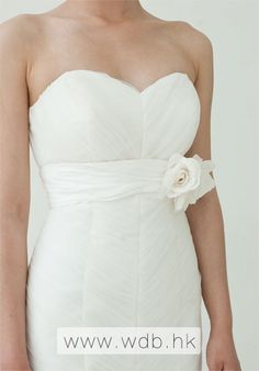 Trumpet / Mermaid Sweetheart Lace-up Short Wedding Dress $138.98