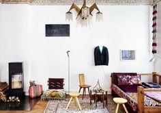 Chez Payam et Kasia | MilK decoration