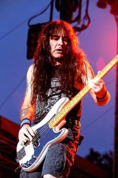 Iron Maiden: Steve Harris