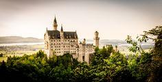 Neuschwanstein Castle II by Jack Benson on 500px