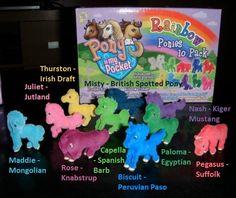 Pony in My Pocket - Rainbow