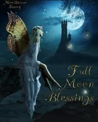 full moon blessing
