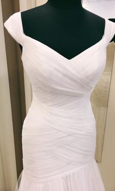 Essense of Australia D1802 wedding dress currently for sale at 55% off retail.