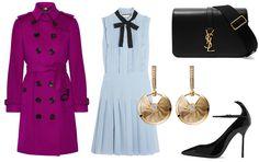 Модные приемы и хитрости идеальной Кейт Миддлтон