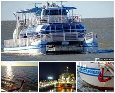D&D Mundo Afora: Foz do Iguaçu (PR) - passeio de catamarã pelo lago...