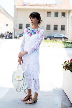 The Sartorialist / On the Street…Via Tortona, Milan  // #Fashion, #FashionBlog, #FashionBlogger, #Ootd, #OutfitOfTheDay, #StreetStyle, #Style