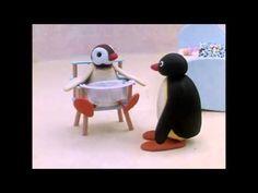PINGU Pingu The Babysitter - YouTube