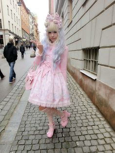 Get this look: http://lb.nu/look/6763028  More looks by Melva Yan: http://lb.nu/yannmmm  Items in this look:  Angelic Pretty Memorial Cake, Angelic Pretty Memorial Cake, Angelic Pretty 宝石リボンシューズ, Metamorphose Pink Ribbon, Angelic Pretty Pink Heart Bag, Baby, The Stars Shine Bright レーシィレースアップソックス/Lacy Lace Up Socks,, Baby, The Stars Shine Bright Fantasy ブラウス/Fanta   #lolita #sweet lolita #angelicpretty