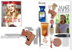 Marie Claire, May 2014 Mary Kay Bronzing Powder