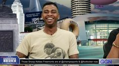GGN Dorrell Wright & Snoop Talk Basketball