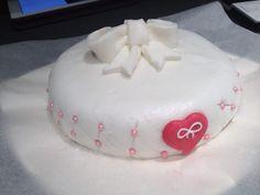 Gâteau pate à sucre citron , pâte à sucre fait maison, gâteau de dernière…