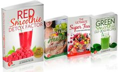 """""""Red Smoothie Detox Factor"""" is Liz Swann Miller's new detox plan that was designed to help people get impressive weight loss results within only a few weeks. On this page at onecarenow.org potential users will be able to learn more about this detox/weight loss system and its pro and cons..."""