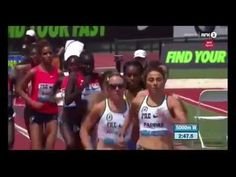 Diamond League Eugene 2015 Womens 5000m Oormo athlete Genzebe Dibaba is the winner at 14. 19. 76. Africa. Oromia.