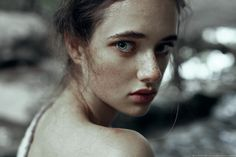 portraits of Sophia on Behance