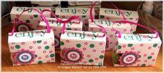 party favor bags- idea