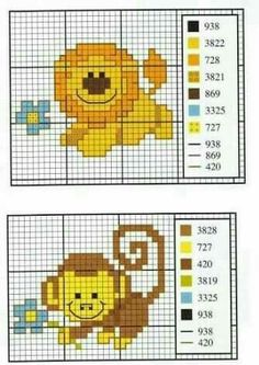 Thrilling Designing Your Own Cross Stitch Embroidery Patterns Ideas. Exhilarating Designing Your Own Cross Stitch Embroidery Patterns Ideas. Counted Cross Stitch Patterns, Cross Stitch Charts, Cross Stitch Designs, Cross Stitch Embroidery, Embroidery Patterns, Cross Stitch For Kids, Mini Cross Stitch, Cross Stitch Animals, Broderie Simple