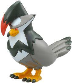 "Takara Tomy Pokemon Monster Collection Mini Figure - 1.5"" Staraptor (MC-67) (Japanese Import) Takara Tomy http://www.amazon.com/dp/B002H9W8KC/ref=cm_sw_r_pi_dp_gI-5tb08173NM"