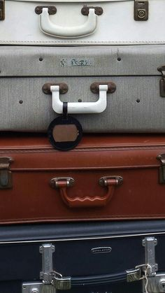 The magic of suitcase