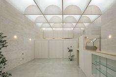 Vivienda sin ventanas con mucha luz natural: Casa Daylight,Takeshi Hosaka Architects