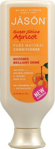 JASON Super Shine Apricot Conditioner, 16 Ounce Bottles (Pack of 3) - http://essential-organic.com/jason-super-shine-apricot-conditioner-16-ounce-bottles-pack-of-3/