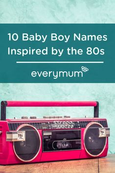 From Billy to Bowie - what's your favourite inspired baby names for boys? These are our favourites. Celtic Baby Names, Irish Baby Names, Baby Girl Names, Boy Names, Baby Boy, Vintage Baby Names, Unique Baby Names, Celebrity Baby Names, Celebrity Babies