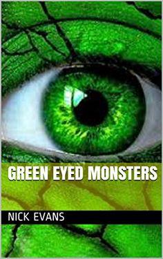 Amazon ❤  Green Eyed Monsters