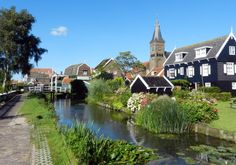 Less than an hour away from Amsterdam, the fishing village of Marken is time-warp trip into old Holland. (photo by Rick Steves) Photo: Ricksteves.com