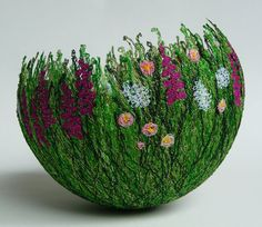 Hedgerow Bowl by chocolatefrog on Etsy