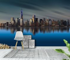 New York World Trade Center Tapet