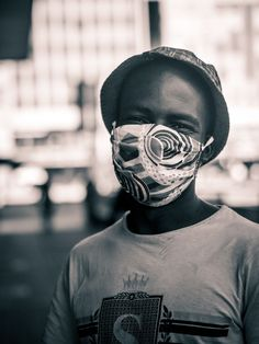 Street Portrait. Johannesburg, South Africa. June 2020. Street Portrait, Street Photography, South Africa, June