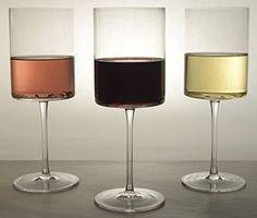 Unique Opulent Wine Glass - Set of 4 - 15oz