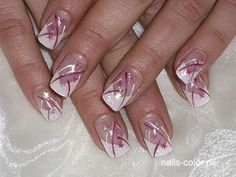 Trendy nails gel tips french manicures simple Ideas - Trendy nails gel tips french manicures simple Ideas Trendy nails gel tips french manicures simple Ideas Nail Art Designs, Purple Nail Designs, French Nail Designs, Short Nail Designs, Gel French Manicure, French Tip Nails, French Manicures, Galeries D'art D'ongles, Design Ongles Courts