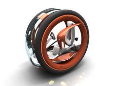 Future Transportation - 10 Futuristic Concept Cars To Drive Us In . Futuristic Cars, Futuristic Design, Futuristic Vehicles, Design Transport, Monocycle, Hamster Wheel, Colani, Future Car, Future Tech