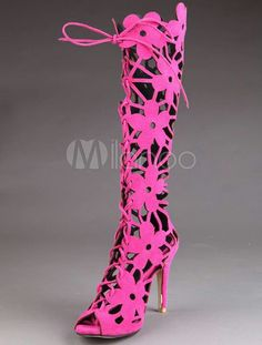 I so would have worn these when I was younger, much younger! They are really cute, with the right outfit and occasion. =D