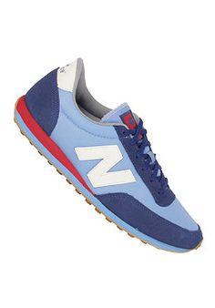 34e99669e4d42b NEW BALANCE 410 Shoe blue  red  white New Balance 410