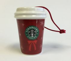 2004 & 2005 Starbucks Ornament List Now Available