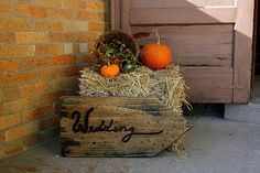 Colleen & Phils pagan DIY autumn wedding | Offbeat Bride