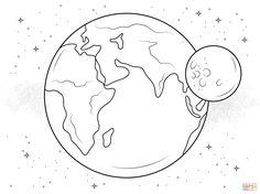 ziemia kolorowanki - Szukaj w Google