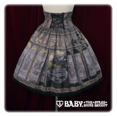 Lolibrary   Alice and the Pirates - Skirt - Ragnarok ~Story of the Final Stage~ Skirt