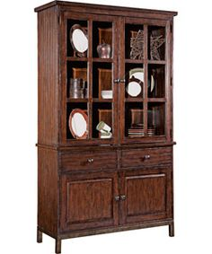 China Cabinet #Woolrich1830
