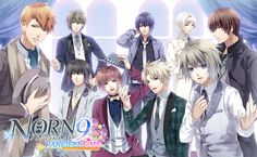 NORN9 -Fanciful Time- (Norns Roh net fan sihr time)