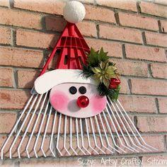 Santa Door Greeter