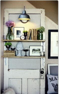 ideas for using old doors - Google Search