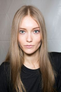 while sasha luss does have dead eyes she is also very pretty
