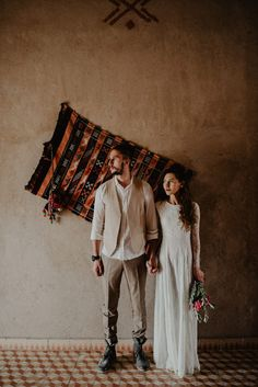A boho lace dress + a buttonless sand colored vest added to the boho vibe of this Sahara Desert elopement Couple Photography Poses, Photography Ideas, Wedding Photography, Best Gowns, Neutral Wedding Colors, Bohemian Wedding Inspiration, Minimalist Wedding Dresses, Desert Fashion, Moroccan Wedding