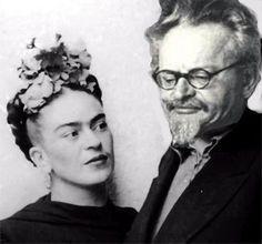 El intenso y breve amor de Frida Kahlo y León Trotsky - CC